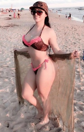 Jenny Miranda (Foto: Arquivo pessoal)