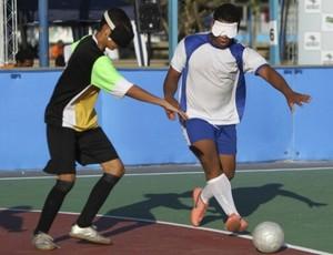 Destaque da seleção e do time do Rio nas Paralimpíadas, Dudu é promessa para os Jogos de 2016 (Foto: Ricardo Bufolin)