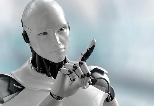 Robô ; inteligência artificial ; futuro do trabalho ; AI ;  (Foto: CNBC)