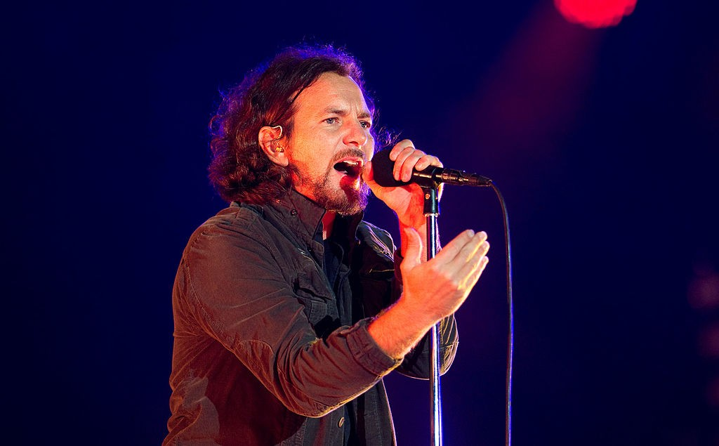 Eddie Vedder relembra momento com Paul McCartney (Foto: Getty Images)