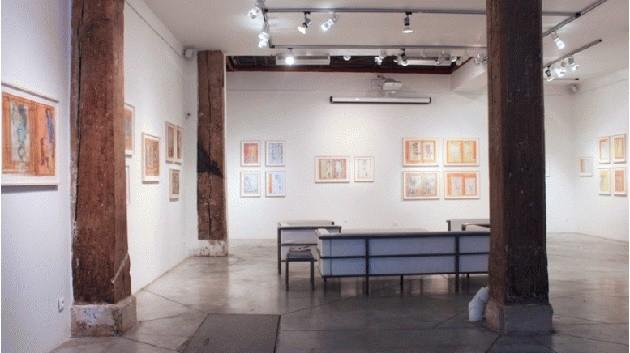 A aconchegante galeria de arte bruta Chistian Berst Art Brut em Paris