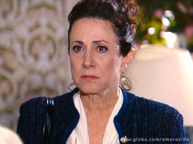 Lídia não desiste de salvar Nicole da dupla Leila e Thales (Foto: Amor à Vida/ TV Globo)