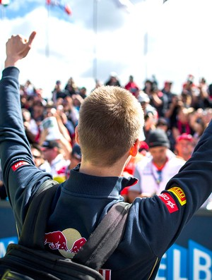 Daniil Kvyat prova GP Austrália (Foto: Getty Images)