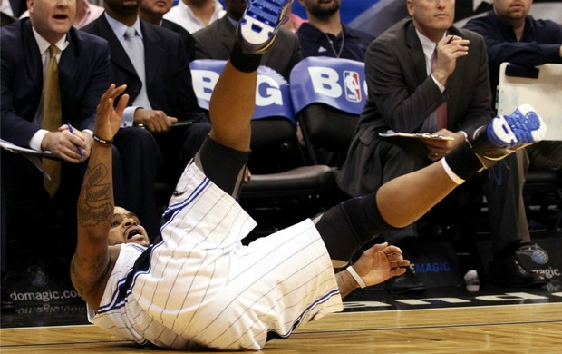 NBA basquete Jameer Nelson Orlando Magic (Foto: Getty Images)