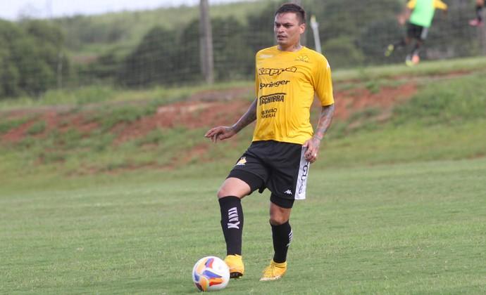 Fábio Ferreira Criciúma (Foto: Fernando Ribeiro/www.criciumaec.com.br)
