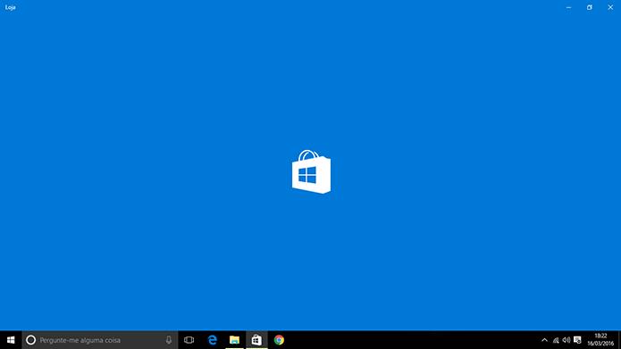 Atualização automática da loja do Windows 10 pode falhar e usuário precisa verificar manualmente (Foto: Reprodução/Elson de Souza)