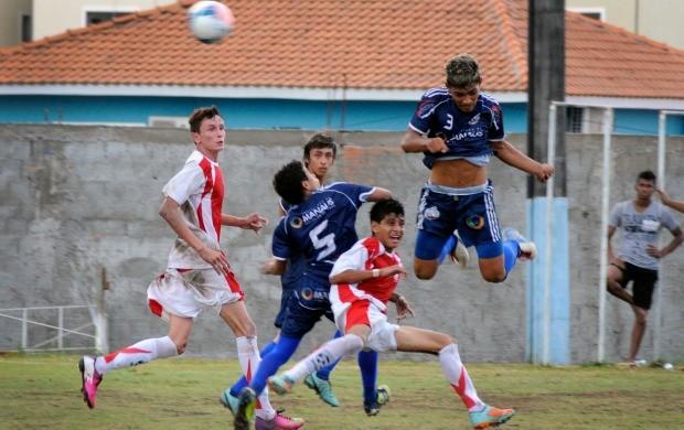 Amazonense infantil de futebol Manaus EC x América (Foto: Antônio Lima/Semjel)