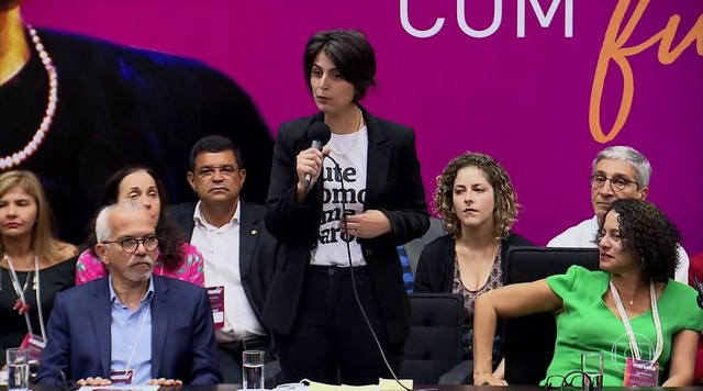 PCdoB oficializa candidatura de Manuela D´Ávila à Presidência da República