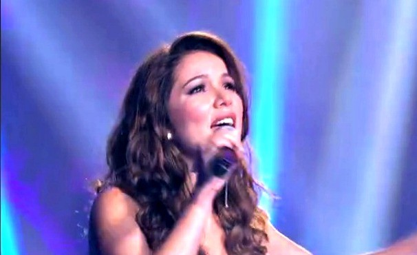 Liah Soares (Foto: Reprodução/The Voice Brasil )