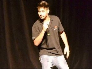 """Espetáculo """"Ariel Duarte – Posso errar?"""" será apresentado em Rio das Ostras (Foto: J. Palermo/Divulgação Rio das Ostras)"""