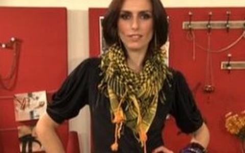 Como usar o lenço palestino