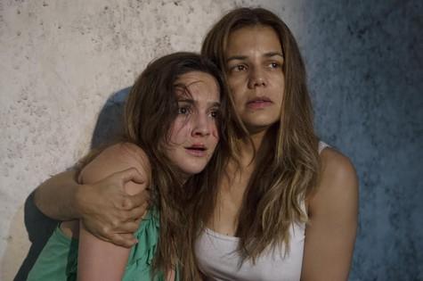 Yana Sardenberg contracena com Nivea Stelmann no longa 'Alcunha' (Foto: Desirée do Valle)