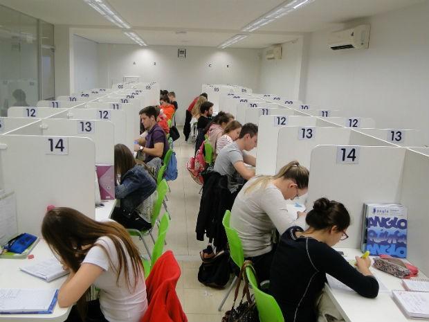 Alunos contam com educação em período integral (Foto: Alfa/ Divulgação)