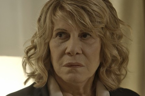 Renata Sorrah, a Nora de 'A regra do jogo' (Foto: TV Globo)
