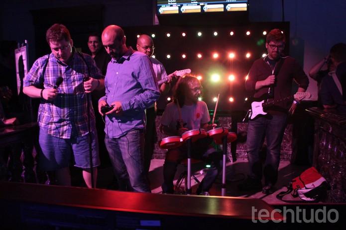 Rock Band 4 (Foto: Divulgação)
