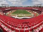 Prefeitura quer anular doação de terreno ( Rubens Chiri/Site Oficial do São Paulo FC)