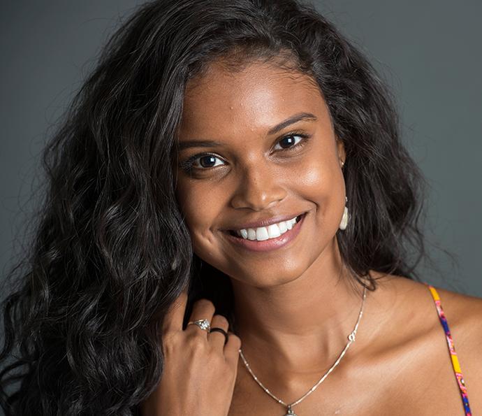 Aline Dias viverá Joana, sua primeira protagonista, em 'Malhação (Foto: Estevam Avellar/Globo)