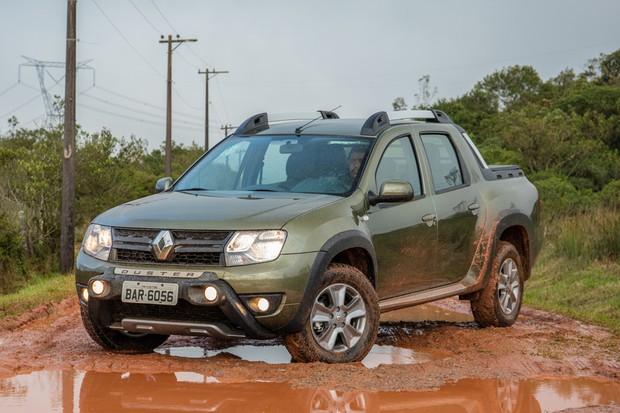 Renault Duster Oroch Dynamique Automática (Foto: Marcos Camargo / Autoesporte)