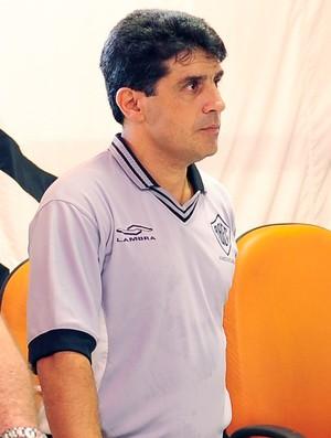 Wallace Lemos Júlio César Rio Branco Tigre (Foto: Bruno Carreno / Rio Branco-SP)