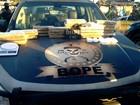 Bope acha droga enterrada dentro de barraco no Dique Estrada, em Maceió