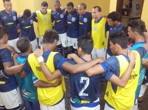 Jogo Cacerense  (Foto: Divulgação/ Cacerense)