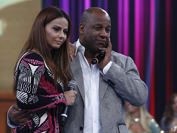 Os intérpretes de Naná e Xana comentam sobre o sucesso dos seus personagens (Foto: Raphael Dias/ Gshow)