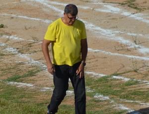 Joaquim Feitosa, presidente do América-SE e diretor de futebol Sergipe (Foto: João Áquila, GLOBOESPORTE.COM)