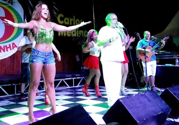 Renata Santos (Foto: Divulgação/Divulgação)