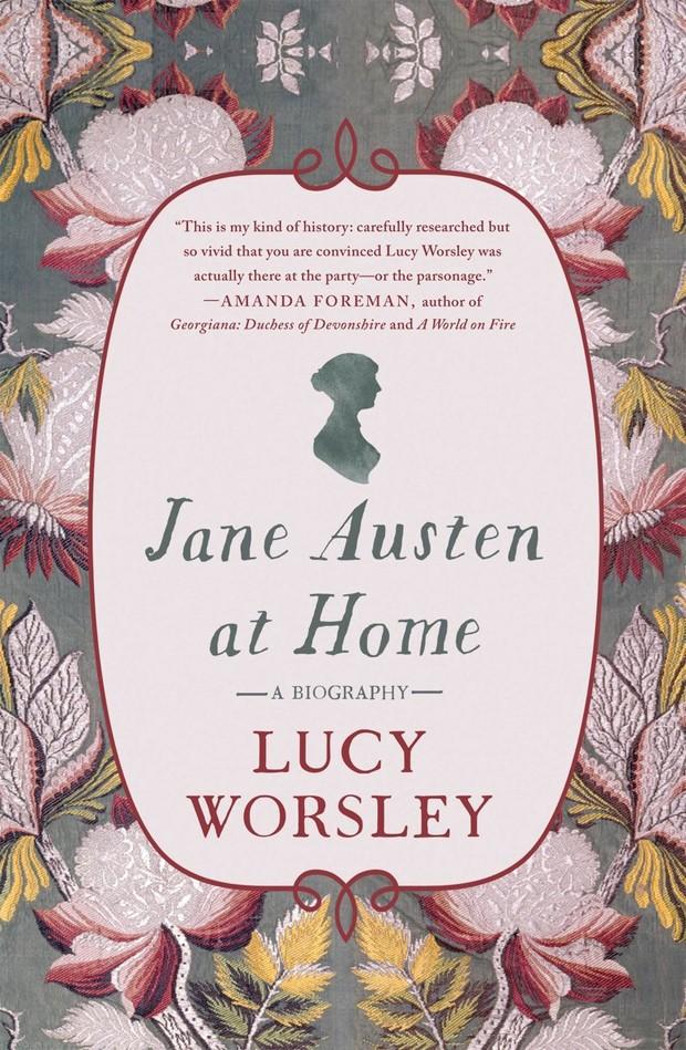 'Jane Austen at Home' é seu novo livro desejo (Foto: St. Martin Press/Divulgação)