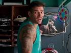 Lucas Lucco elogia Gusttavo Lima em 'Malhação' e fãs se divertem