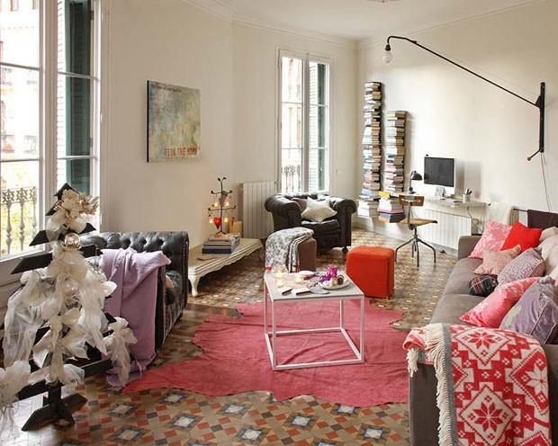 10 escrit rios improvisados casa vogue interiores for Casas de sofas en barcelona