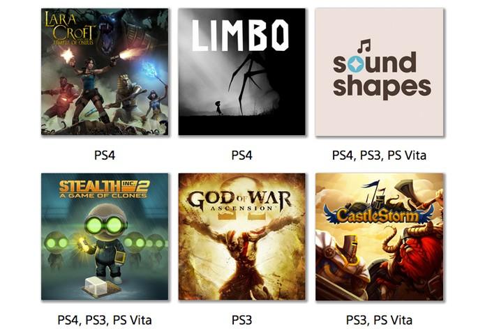 Confira os jogos grátis da PS Plus em agosto (Foto: Reprodução/PS Blog)