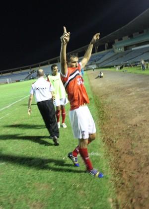 River-PI x Botafogo-PB (Foto: Antônio Fontes/GloboEsporte.com)