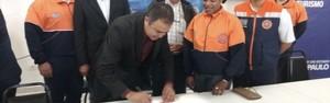 Agudos recebe liberação de R$ 250 mil para construção da Ponte Sertãozinho