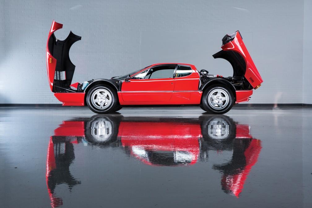 1983 Ferrari 512 BBi  (Foto: Theodore W. Pieper/Divulgação)
