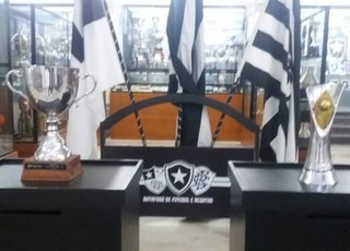 Troféu Botafogo (Foto: Manoel Renha / Divulgação)
