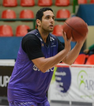 Filipin ala Mogi das Cruzes basquete (Foto: Cairo Oliveira)