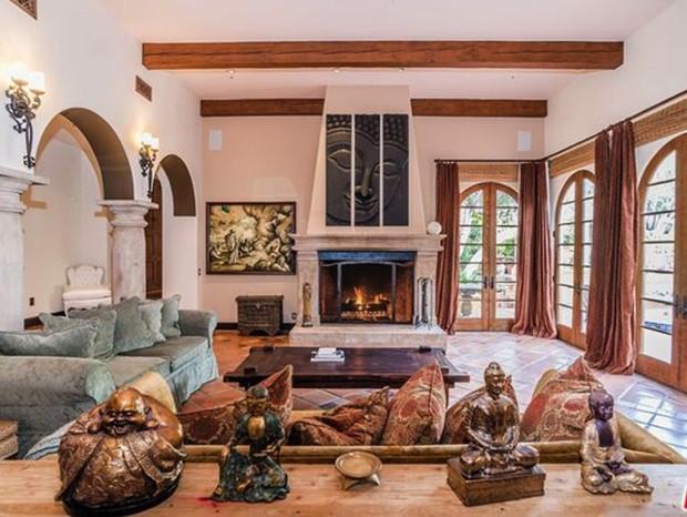 Sala de estar (Foto: Reprodução/trulia.com)