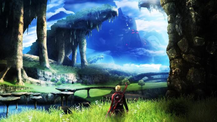 Xenoblade Chronicles X é anunciado para 2015. (Foto: Divulgação)