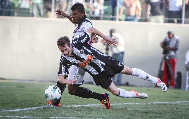 Auremir, Atlético-MG x Vasco (Foto: Bruno Cantini)