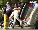 Penhasco, tombo e fogo: as (muito mais de) sete vidas de Robert Kubica