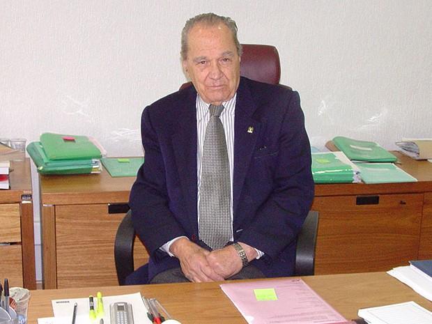 Pró-reitor da Univap morre aos 92 anos em São José dos Campos. (Foto: Arquivo/Univap)