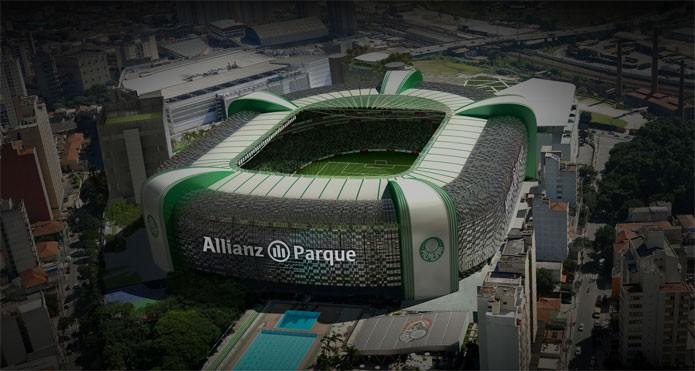 Allianz Parque vai receber a final de League of Legends (Foto: Divulgação)