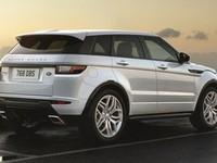 Tudo sobre Range Rover Evoque