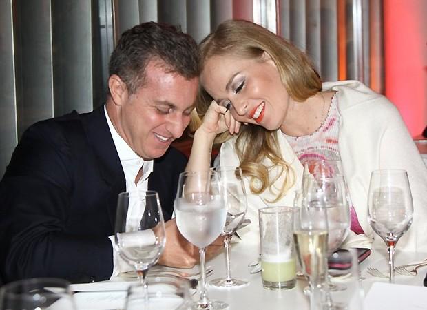 Angélica e Luciano Huck (Foto: Claudio Andrade/Revista QUEM)