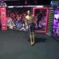Lutador sofre nocaute sem ser tocado por adversário (Reprodução Youtube)