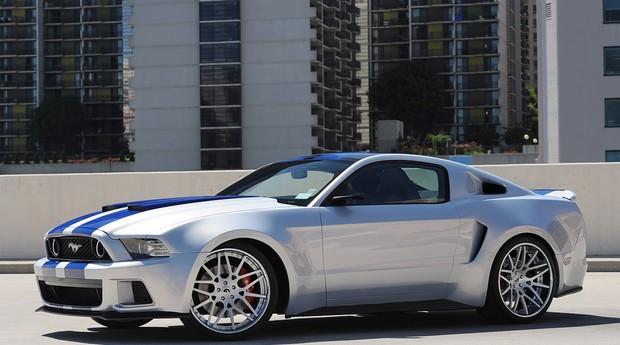 Ford Mustang Do Filme Need For Speed 233 Leiloado Por Us