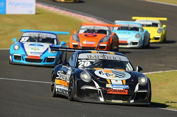 Marcel Visconde vencedor da categoria Sport (Foto: Divulgação/Luca Bassani/Porsche Império GT3)