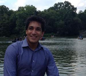 Estudante de Harvard, Aran Khanna, criou extensão para Chrome que mostra localização de amigos com quem conversou pelo Messenger, do Facebook. (Foto: Reprodução/Facebook)