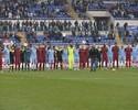 Rivais abraçados pela Chapecoense: Roma e Lazio unidos antes de clássico